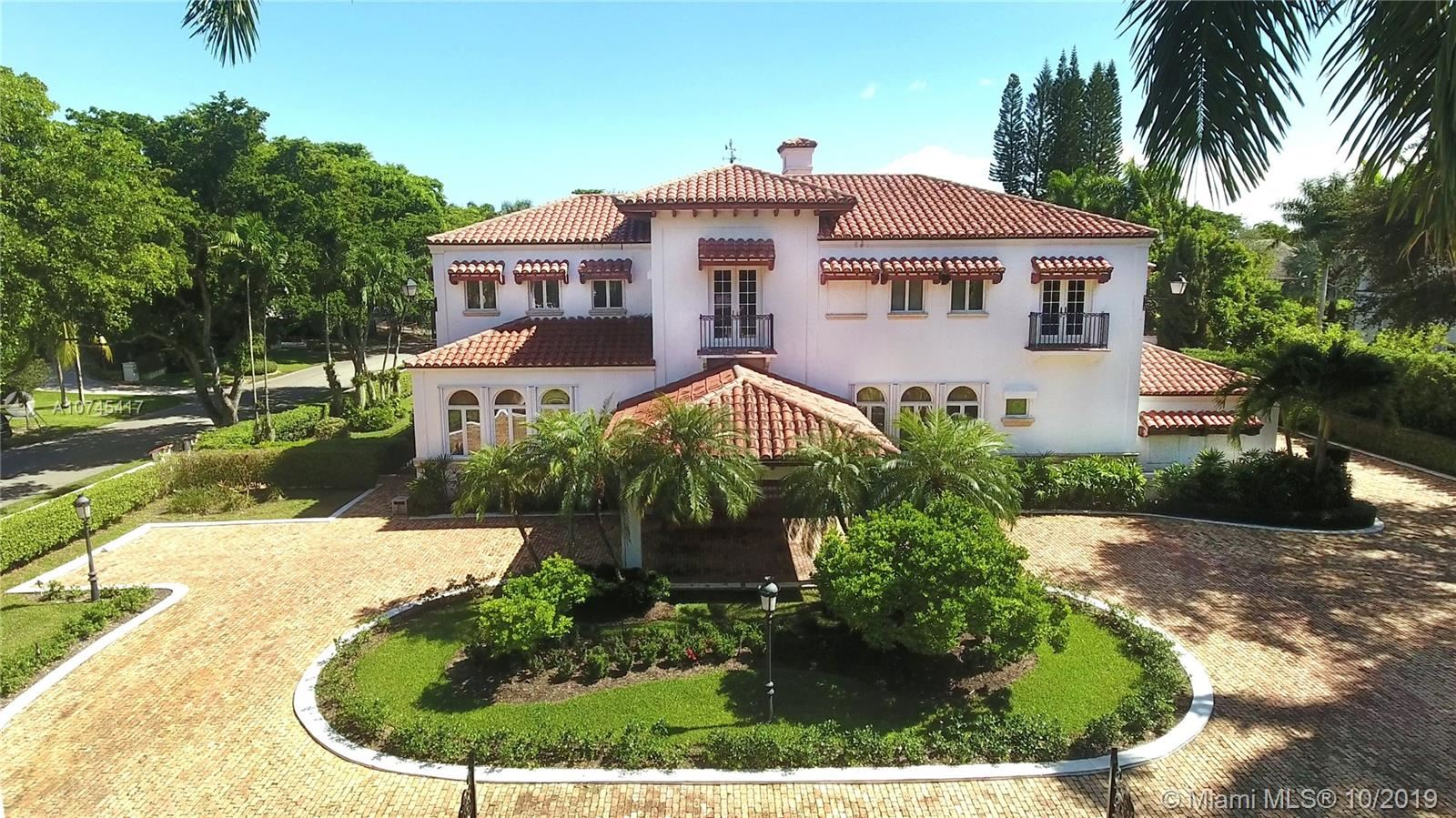 7801 Los Pinos Blvd, Coral Gables, FL 33143 - #: A10745417