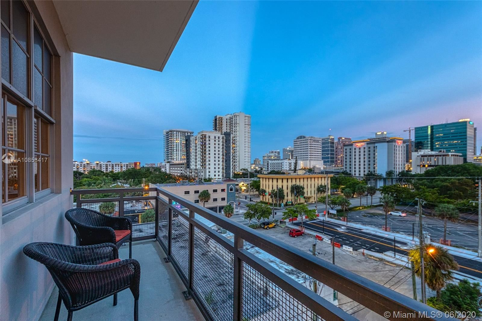 410 NW 1st Ave #506, Fort Lauderdale, FL 33301 - #: A10858417