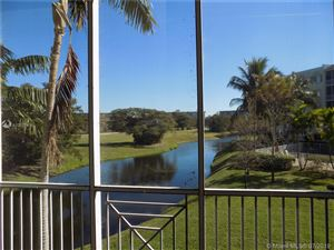 Photo of 3600 Oaks Clubhouse Dr #207, Pompano Beach, FL 33069 (MLS # A10577418)