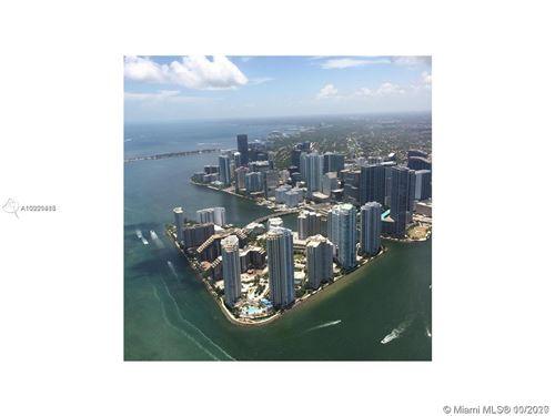 Photo of 770 Claughton Island Dr #1904, Miami, FL 33131 (MLS # A10929418)