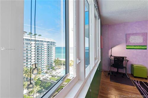 Photo of 2301 Collins Ave #1522, Miami Beach, FL 33139 (MLS # A10969418)