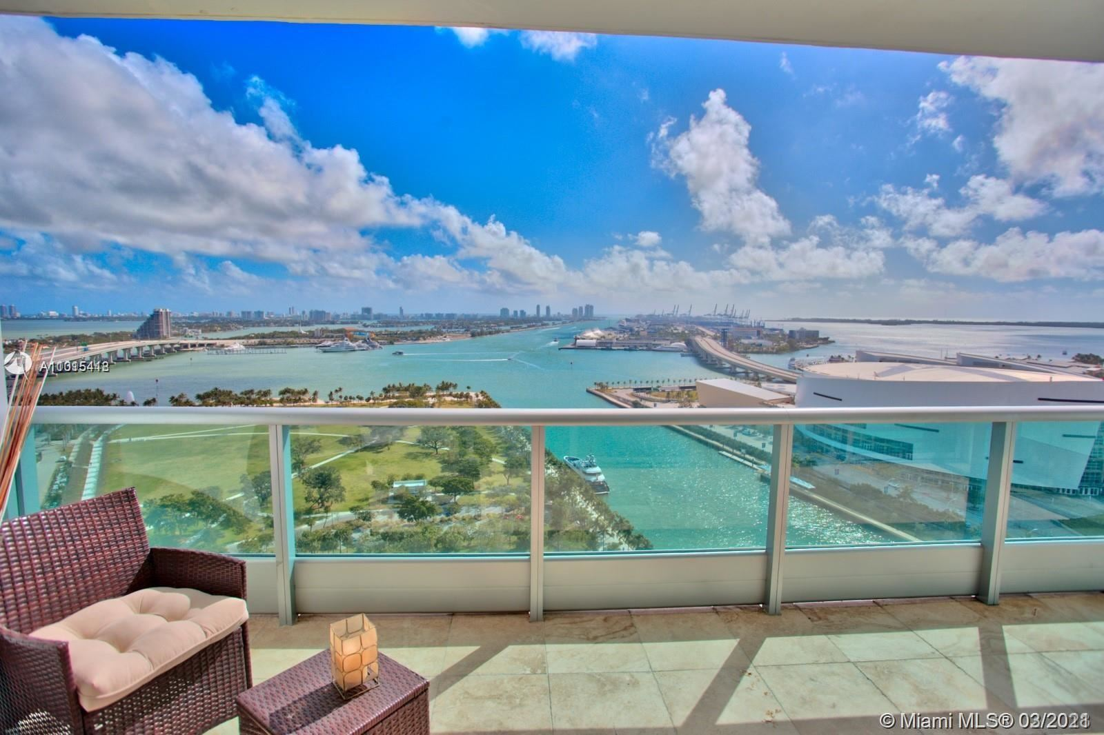 900 Biscayne Blvd #2504, Miami, FL 33132 - #: A11015418