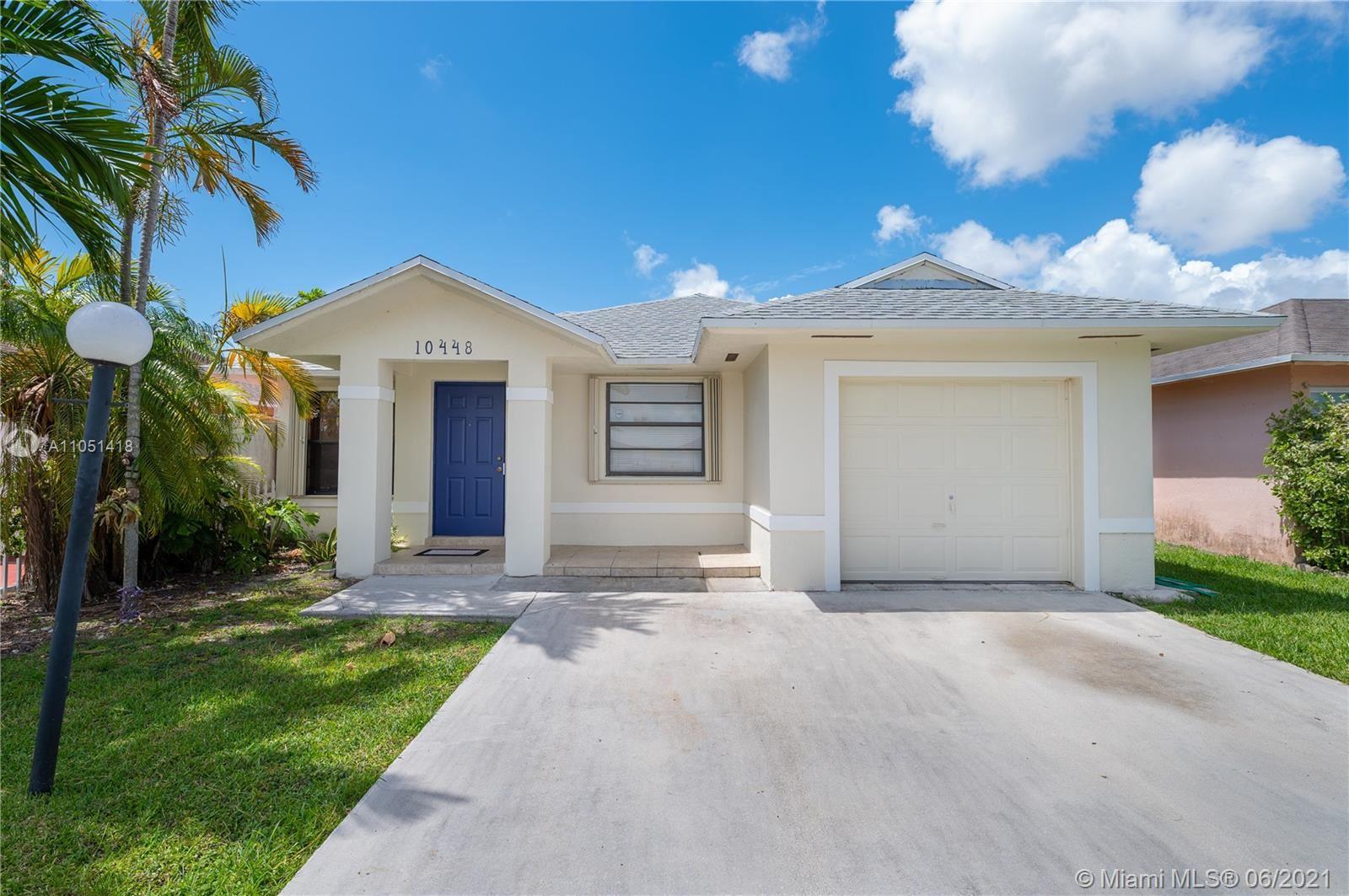 10448 SW 211th St, Cutler Bay, FL 33189 - #: A11051418