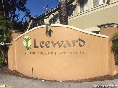 Photo of Listing MLS a10754419 in 8244 NW 107th Path #8-14 Doral FL 33178