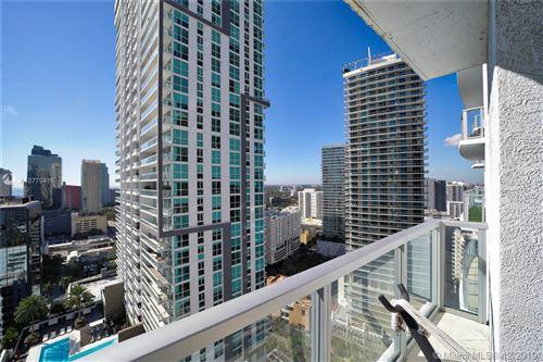 Photo of 1050 Brickell Ave #2510, Miami, FL 33131 (MLS # A10779419)