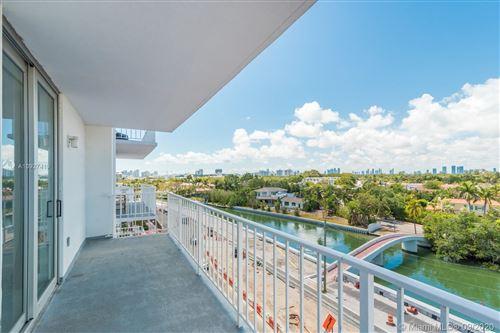 Photo of 2829 Indian Creek Dr #601, Miami Beach, FL 33140 (MLS # A10927419)