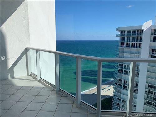 Photo of 16485 Collins Ave #PH38C, Sunny Isles Beach, FL 33160 (MLS # A10932419)