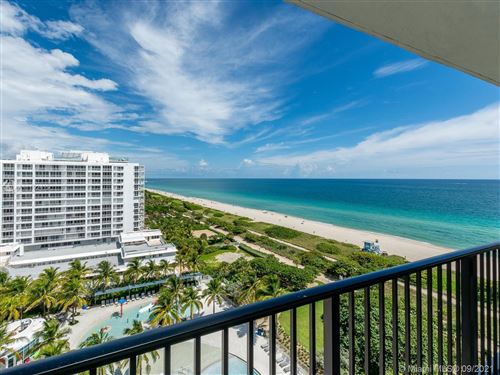 Photo of 9273 Collins Ave #1106, Surfside, FL 33154 (MLS # A11102419)