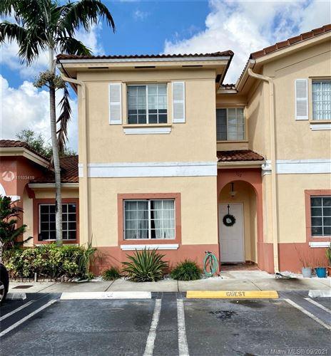 Photo of 8530 SW 150th Ave #2, Miami, FL 33193 (MLS # A11103419)