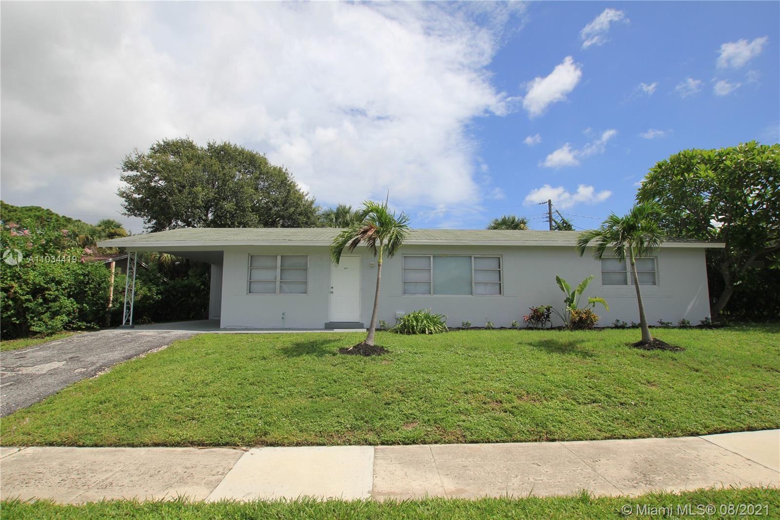 1632 N 25th Ct, Riviera Beach, FL 33404 - #: A11034419