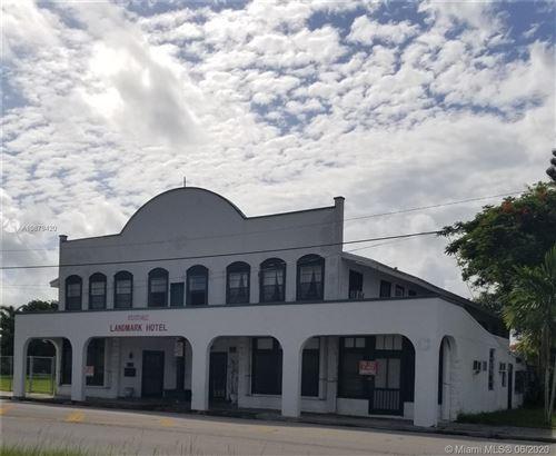 Foto de inmueble con direccion 55 S Flagler Ave Homestead FL 33030 con MLS A10879420