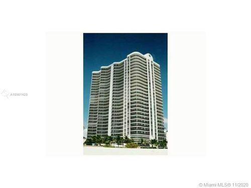 Photo of 16711 COLLINS AV #2205, Sunny Isles Beach, FL 33160 (MLS # A10961420)