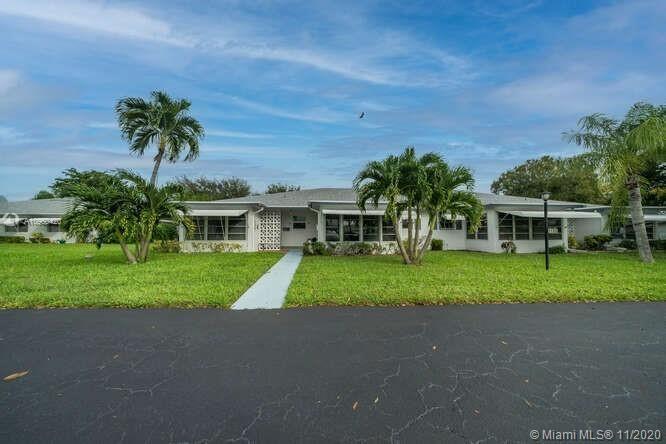 1135 South Dr #B, Delray Beach, FL 33445 - #: A10960420