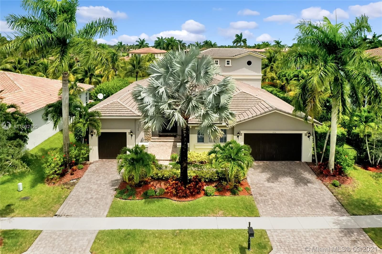 7256 NW 123rd Ave, Parkland, FL 33076 - #: A11092420