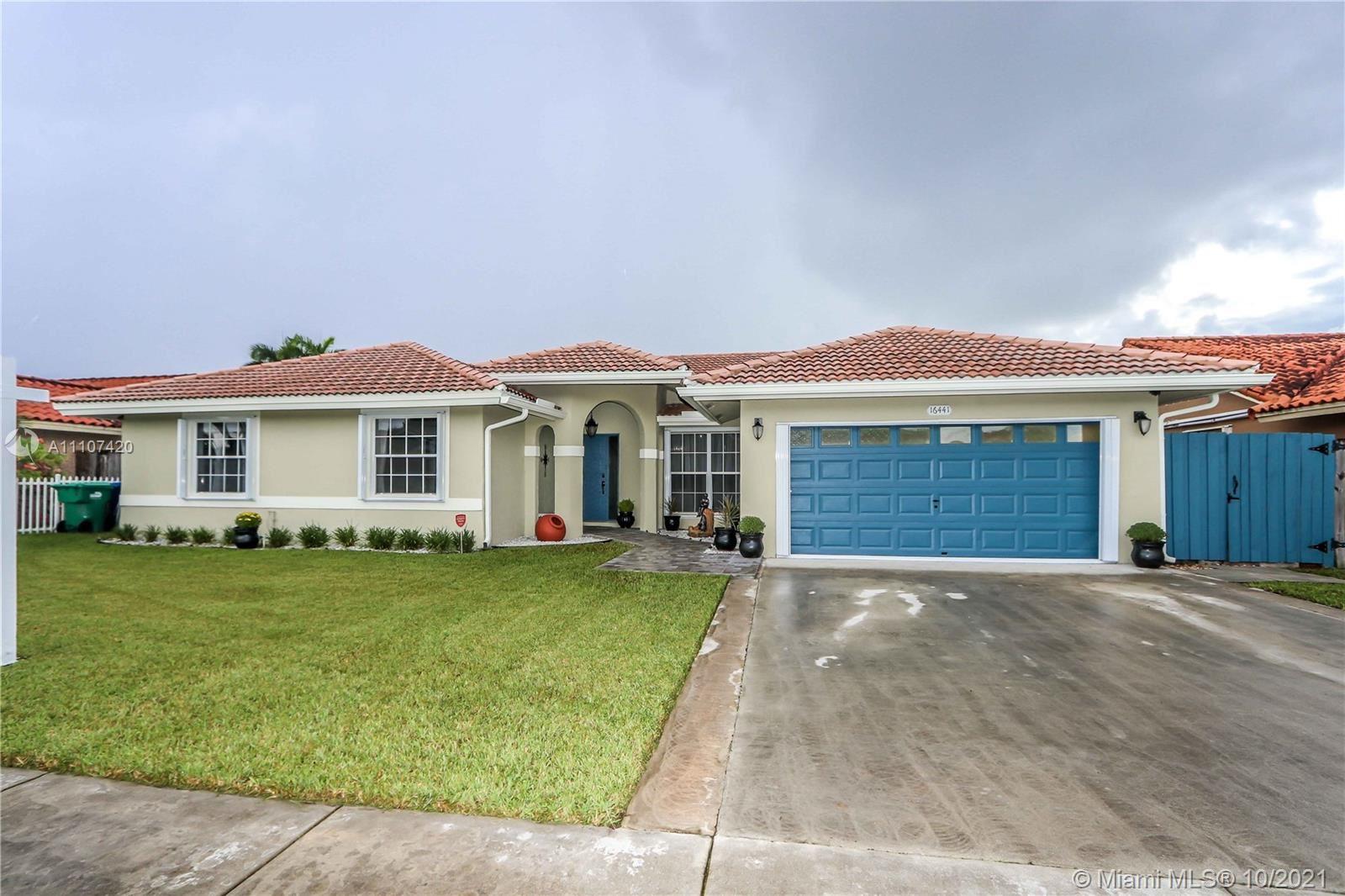 16441 SW 145th Ct, Miami, FL 33177 - #: A11107420