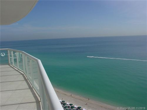 Foto de 18671 Collins Ave #1401, Sunny Isles Beach, FL 33160 (MLS # A10777421)