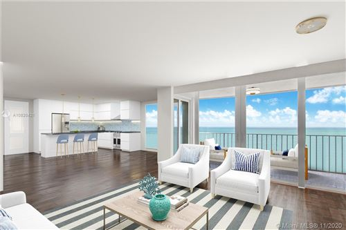 Photo of 881 Ocean Dr #14C, Key Biscayne, FL 33149 (MLS # A10826421)