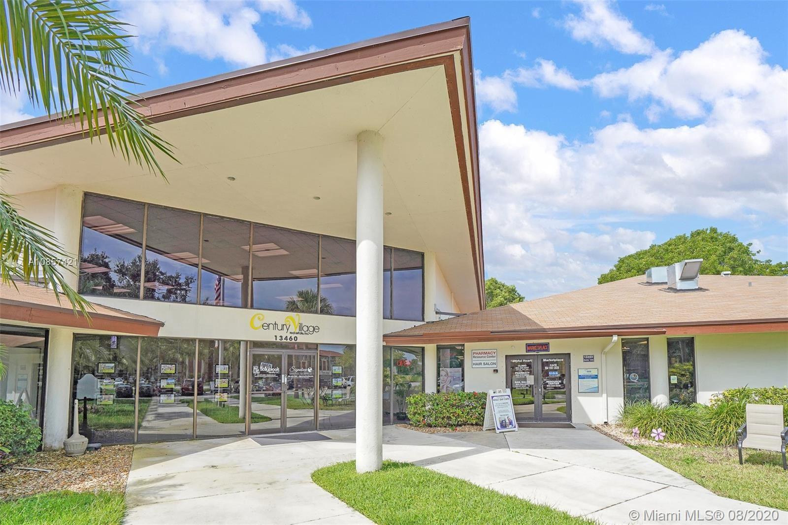 13455 SW 16th Ct #211F, Pembroke Pines, FL 33027 - #: A10857421