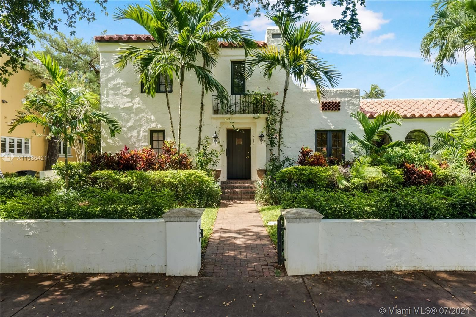Photo of 1232 Palermo Ave, Coral Gables, FL 33134 (MLS # A11066421)