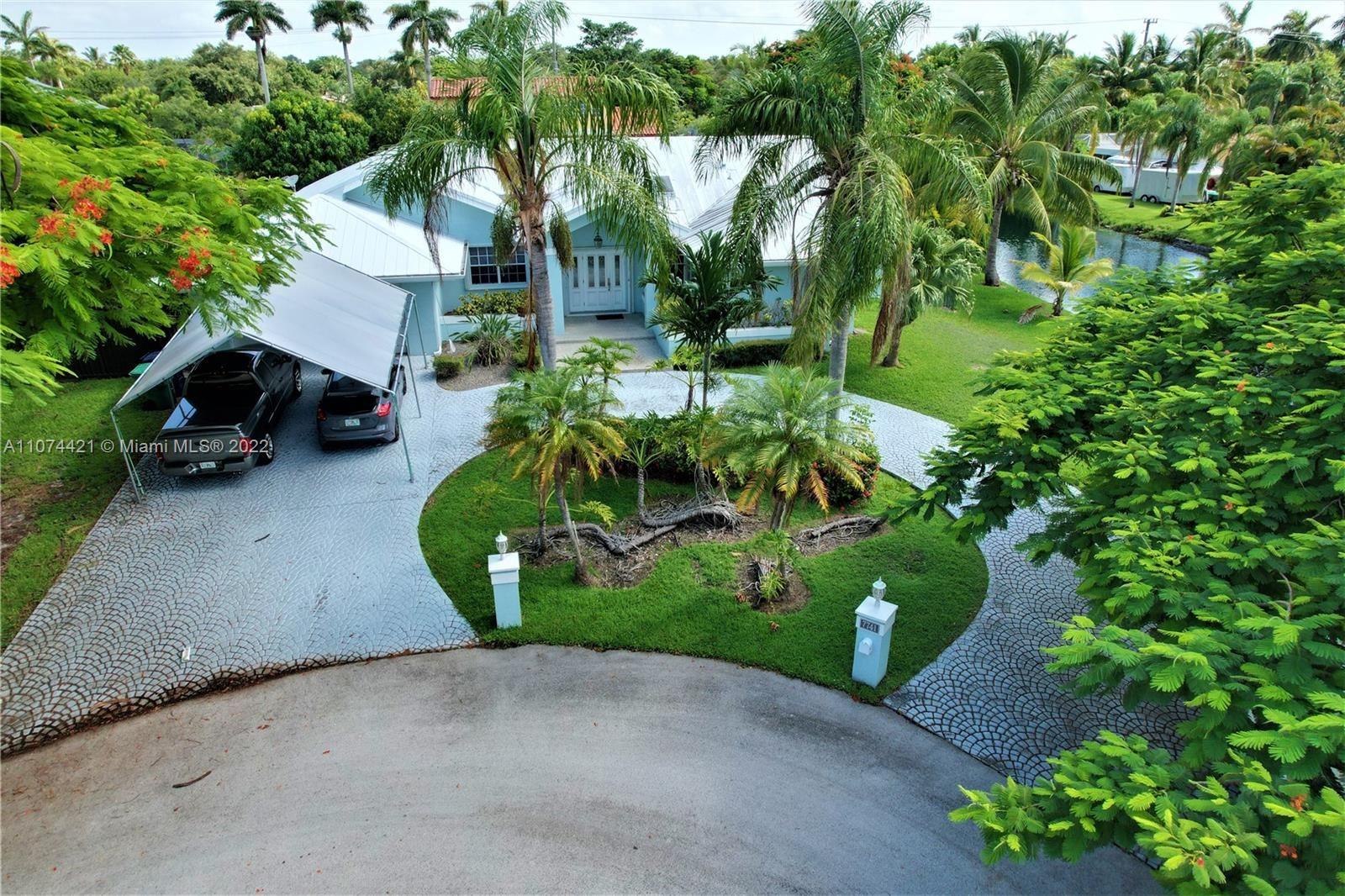 7741 SW 169th St, Palmetto Bay, FL 33157 - #: A11074421