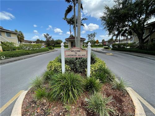 Photo of 10115 Twin Lakes Dr #24-M, Coral Springs, FL 33071 (MLS # A11078422)