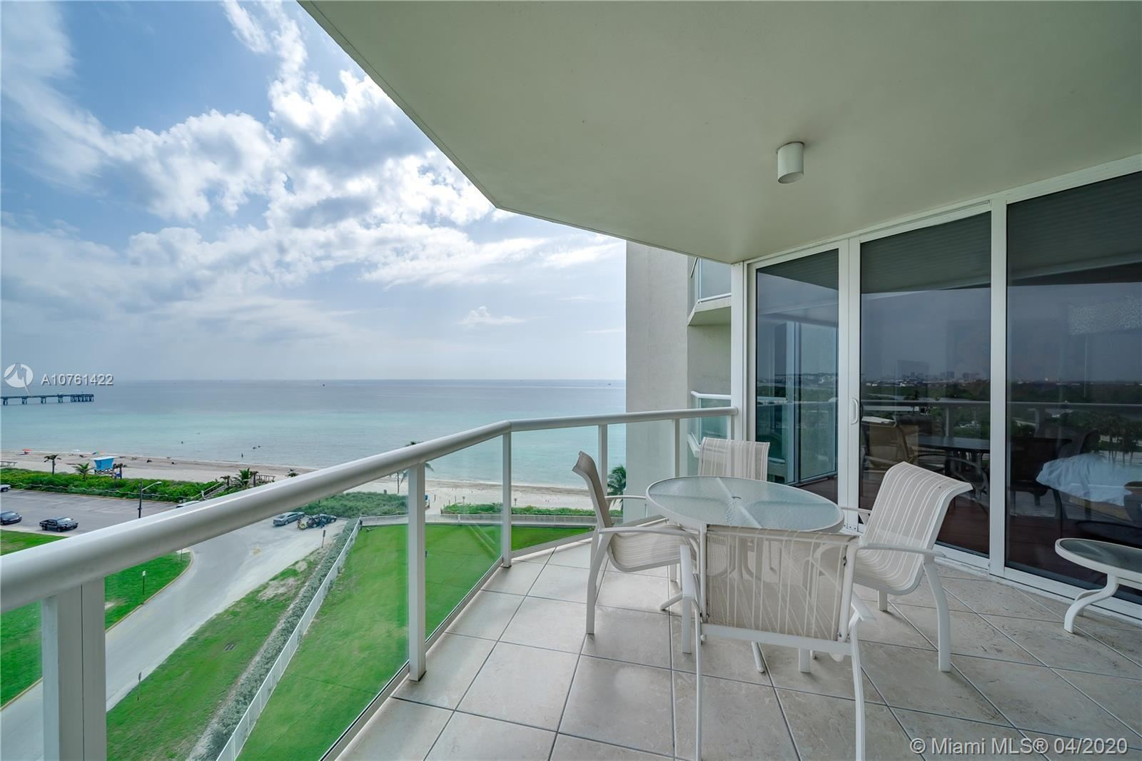 6051 N Ocean #804, Hollywood, FL 33019 - #: A10761422