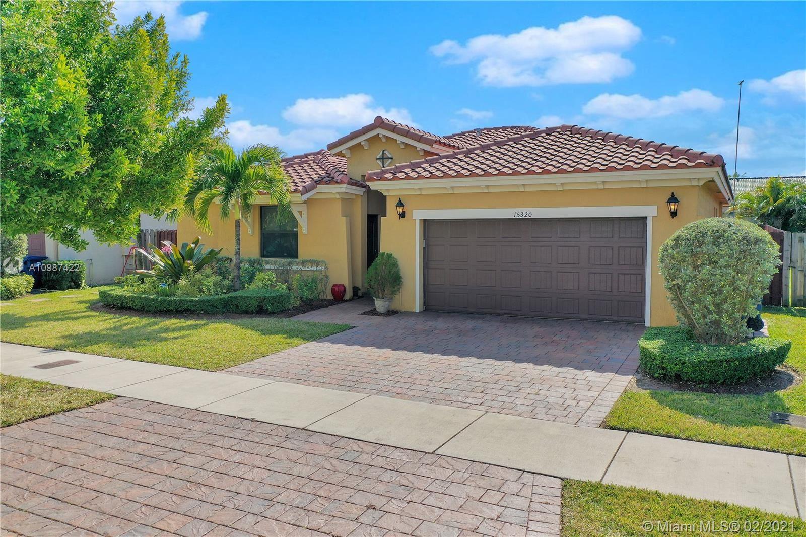 15320 SW 176th Ln, Miami, FL 33187 - #: A10987422