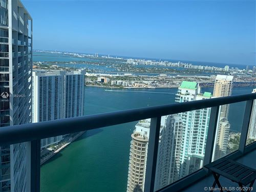 Photo of 495 Brickell Ave #5706, Miami, FL 33131 (MLS # A10629423)