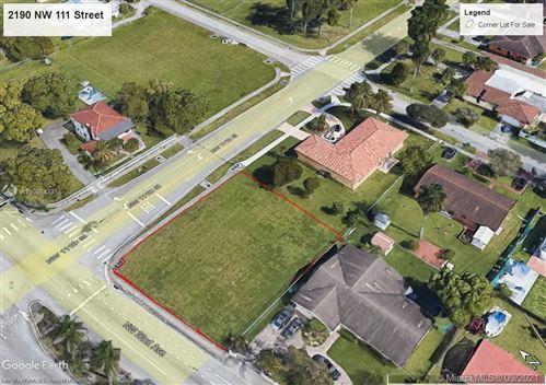 Photo of 2190 NW 111 ST, Miami, FL 33167 (MLS # A11097423)