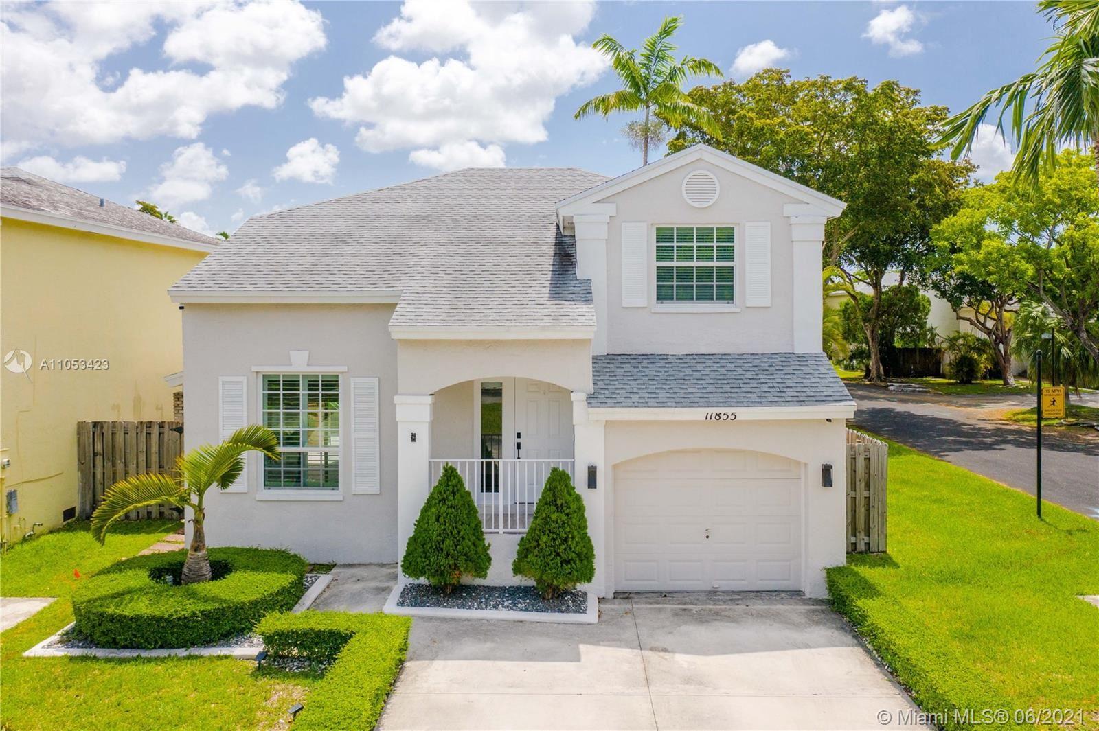 11855 SW 102nd St, Miami, FL 33186 - #: A11053423