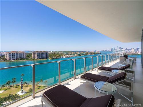 Photo of 800 S POINTE DR #1504, Miami Beach, FL 33139 (MLS # A11031424)