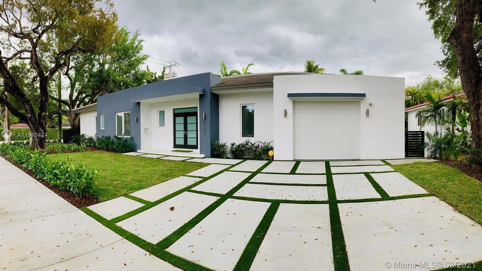5700 SW 48th St, South Miami, FL 33155 - #: A11010424