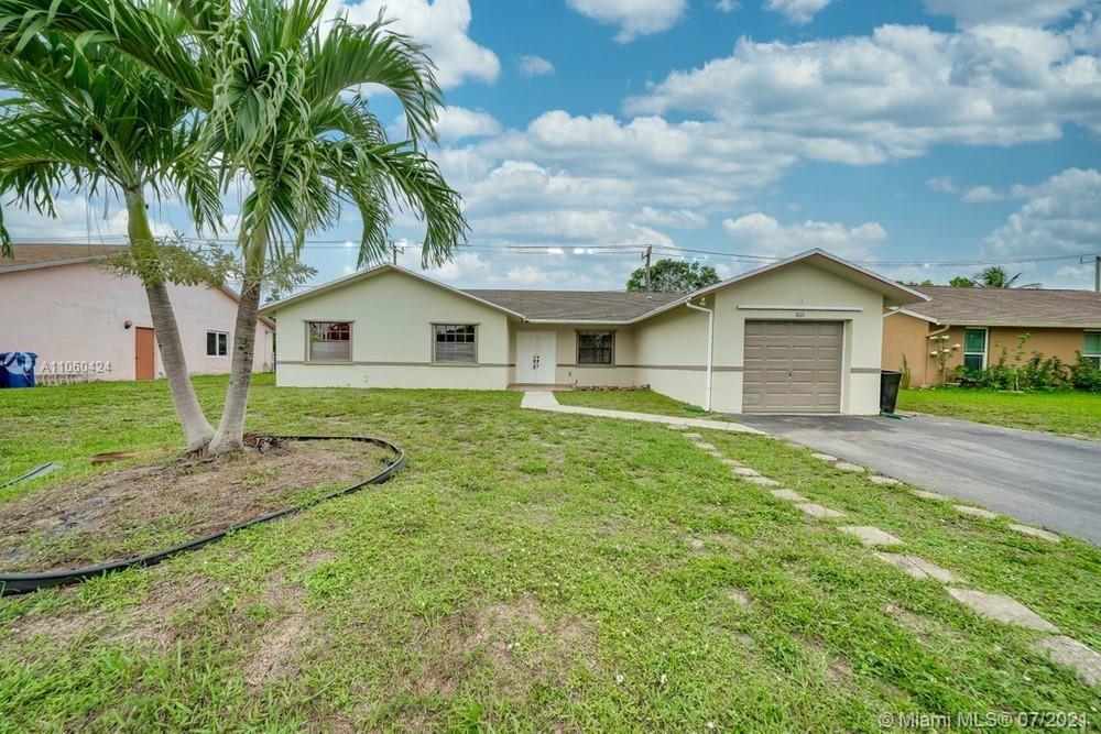 8611 NW 44th Court, Lauderhill, FL 33351 - #: A11060424