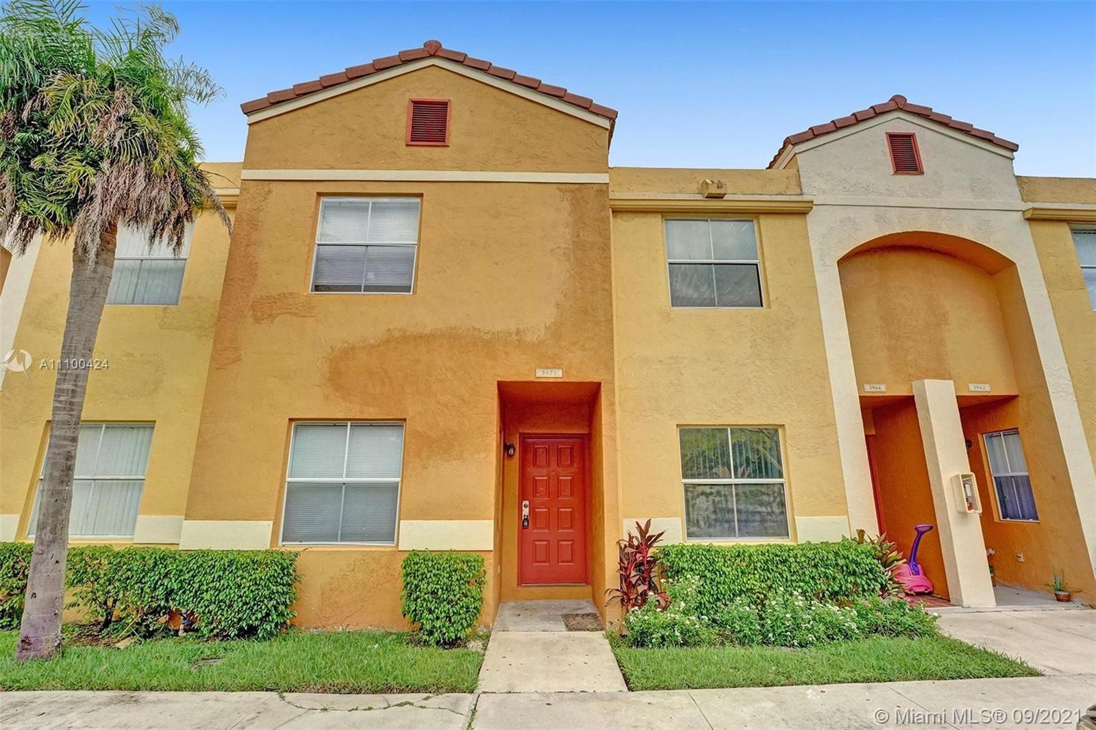 3970 NW 90th Ave #3970, Sunrise, FL 33351 - MLS#: A11100424