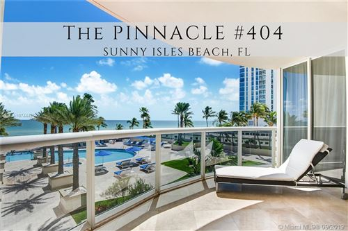 Photo of 17555 Collins Ave #404, Sunny Isles Beach, FL 33160 (MLS # A10744425)