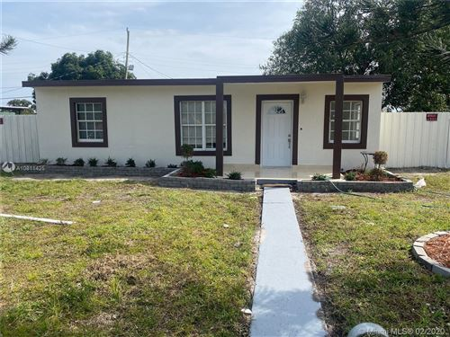 Photo of Listing MLS a10811425 in 2290 W Bunche Park Dr Miami Gardens FL 33054