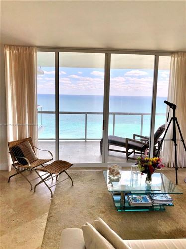 Photo of 18671 Collins Ave #2103, Sunny Isles Beach, FL 33160 (MLS # A10830425)
