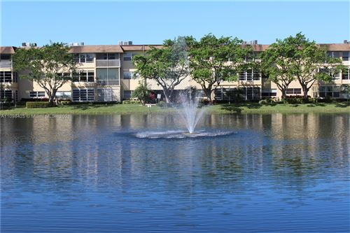 Photo of 3530 NW 52nd Ave #512, Lauderdale Lakes, FL 33319 (MLS # A11098425)