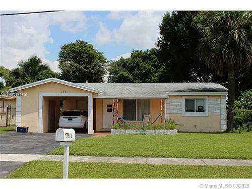Photo of 3511 NW 9th Ct, Lauderhill, FL 33311 (MLS # A10840426)