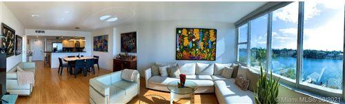 Photo of 5600 Collins Ave #5S, Miami Beach, FL 33140 (MLS # A11078426)