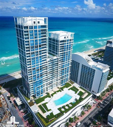 Foto de inmueble con direccion 6801 Collins Ave #814 Miami Beach FL 33141 con MLS A10694427