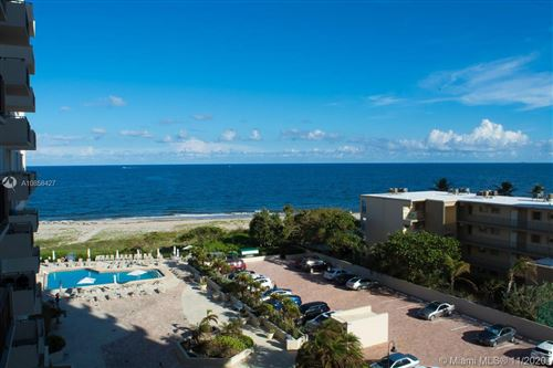 Photo of 1900 Ocean Blvd #6V, Lauderdale By The Sea, FL 33062 (MLS # A10858427)