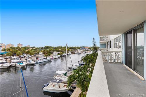 Photo of 13155 Ixora Ct #406, North Miami, FL 33181 (MLS # A11076427)