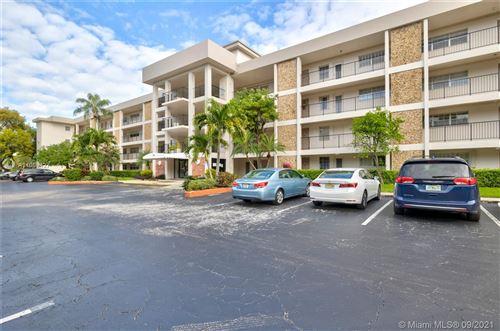 Photo of 2800 N Palm Aire Drive #401, Pompano Beach, FL 33069 (MLS # A11099427)