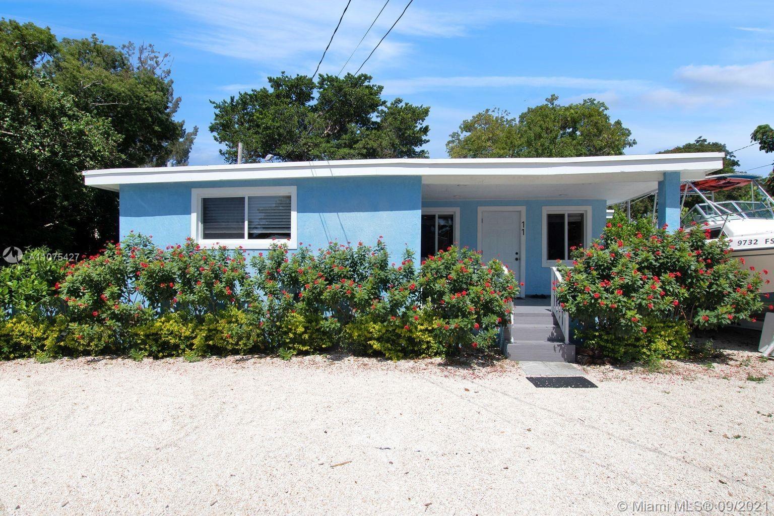 11 Judy Pl, Key Largo, FL 33037 - #: A11075427