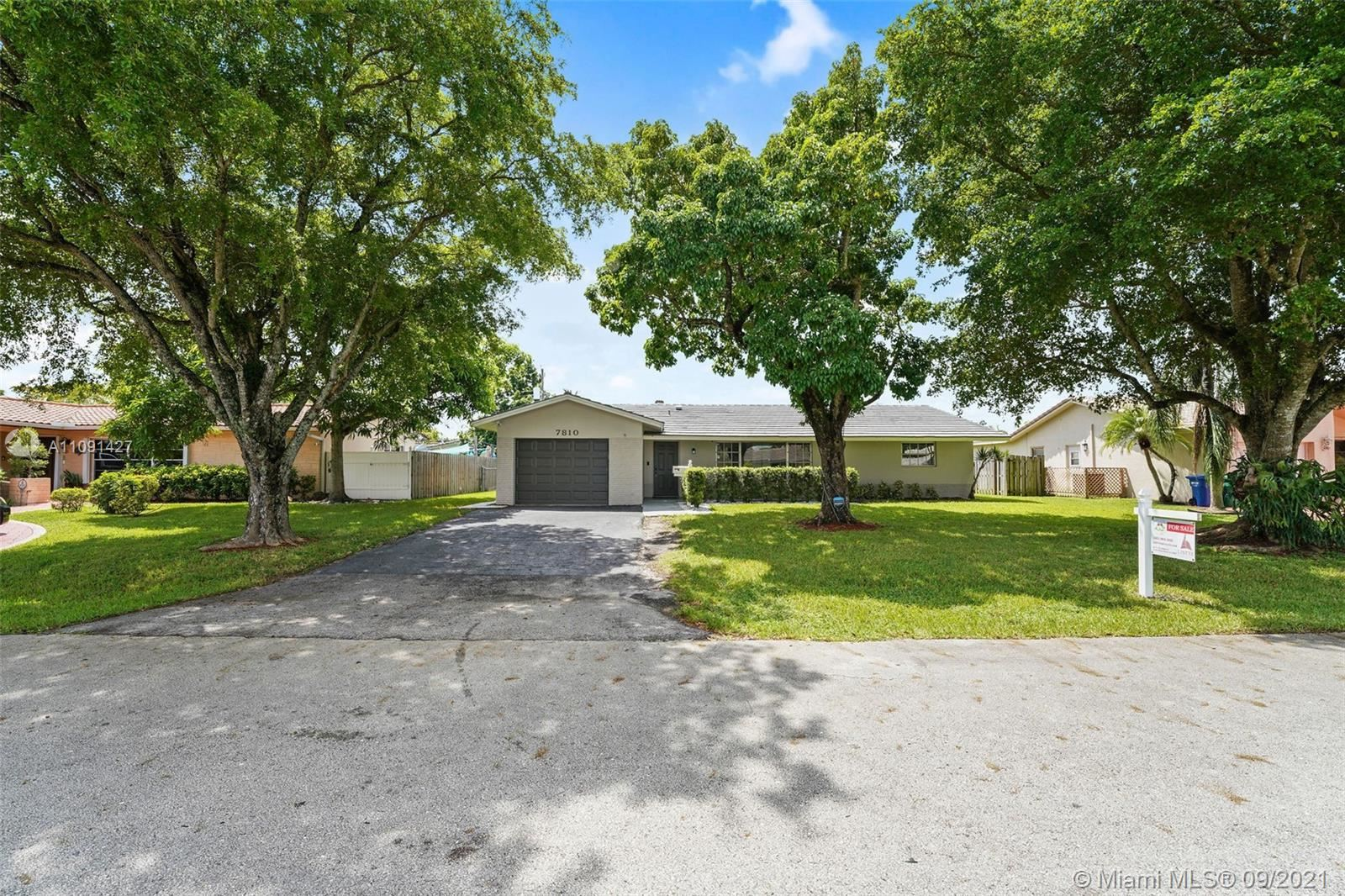7810 NW 39th Ct, Coral Springs, FL 33065 - #: A11091427