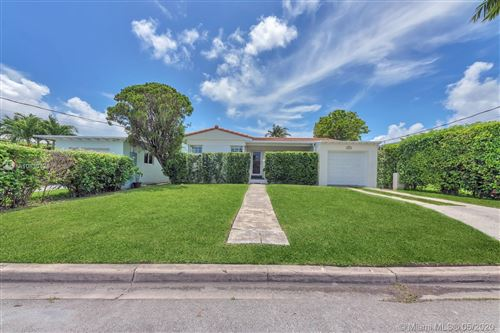 Photo of 9040 Dickens Ave, Surfside, FL 33154 (MLS # A10830428)