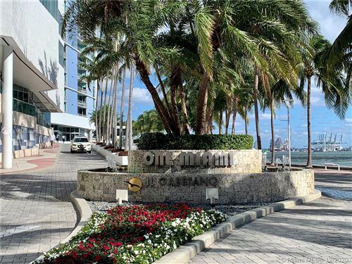 Photo of 335 S Biscayne Blvd #2608, Miami, FL 33131 (MLS # A10965428)