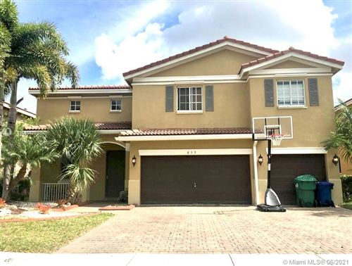 Photo of 839 NW 206th St, Miami Gardens, FL 33169 (MLS # A11046428)