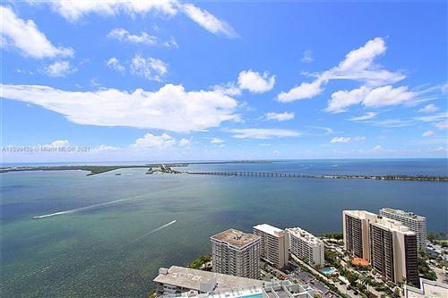Photo of 1300 Brickell Bay Dr #4302, Miami, FL 33131 (MLS # A11099428)